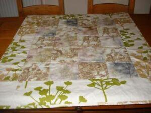 Beautiful handmade patchwork throw / quilt **SPECIAL OFFER**