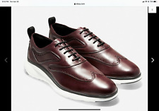 Cole Haan New-8:5 -ONLINE EXCLUSIVE 3.Zerogrand Wingtip Oxford Leather Oxford