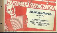 Jubiläums-Marsch - Marsch von Fritz Bär
