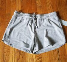Harmony Balance Women Size Large Gray Shorts New