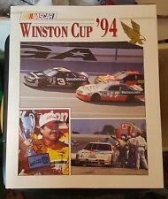 NASCAR Winston Cup 1994 Yearbook - HB/DJ - UMI Publications