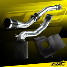 08-15 Lancer Turbo 2.0L Evo X 10 Polish Cold Air Intake + Stainless Filter