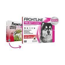 Frontline Tri-Act XL Très Grand Chien (40-60 kg) - 3 pipettes