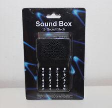 Oramics Soundbox - 16 lustige Sound Effekte -tv-show