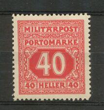 Bosnië en Herzegowina Port 23 ongebruikt (9)