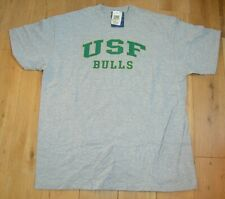 USF BULLS CHAMPS SPORT T-SHIRT M MEDIUM GREY  BNWT