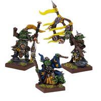 Kings Of War KoW Mantic Games Goblin Heroes