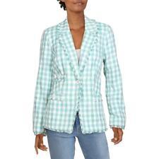 CECE para mujer Tweed Traje de negocios independientes un botón Blazer Chaqueta BHFO 2134
