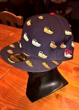 RARE! WU-TANG CLAN Wallabees Shoes Baseball NEW ERA 59Fifty CAP Clarks Wallabees