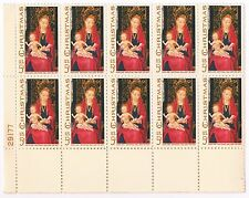 1336 Christmas Madonna And Child Issue 5 Cent 1967 Postage Stamp OG NH