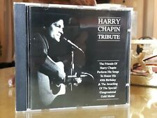 Harry Chapin Tribute - CD 1990. Relativity.ZK 90860.Canada. Benatar, Springsteen