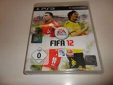 PlayStation 3 PS 3  FIFA 12