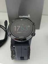 Garmin Fenix 5 Sapphire - black black - 47mm - usato