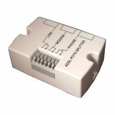Solwise ADSL-INLINE-SPLIT Inline splitter with terminals