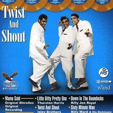 Various Artists - Twist & Shout / Various [New CD]
