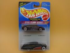 Hot Wheels 2 Pack Steel Stamp - Passion w/ WW & Zender w/ UH wheels - MIB