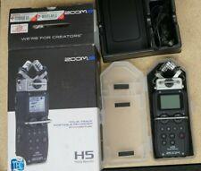 Zoom H5 Digital Multitrack Recorder