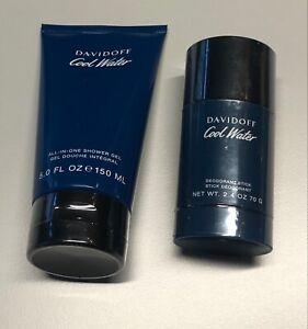 davidoff cool water deo stick + Shower Gel