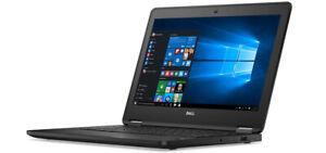 Dell Latitude E7270 Core i5-6300U/ 8GB Ram/ 128GB SSD/ 12.5in Full HD/ Win10 Pro