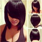 Fashion Bob Ladies Natural Short Hair Women's Wigs + free wig cap