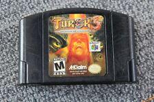 Turok 3: Shadow of Oblivion (Nintendo 64, 2000) Cartridge Only