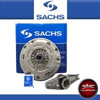 Sachs Kupplungssatz 215mm und Schwungrad mit Ausrücklager vormontiert für Smart