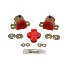 Energy Suspension Sway Bar Bushing Kit 16.5123R; 25.00mm Front Red for Prelude