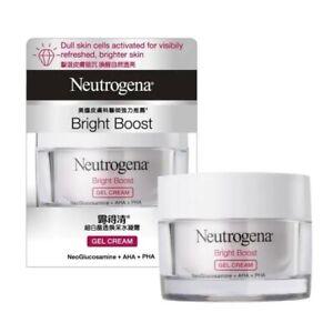 Neutrogena Bright Boost Gel Cream with Neoglucosamine 50g