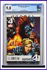 Fantastic Four Annual #32 CGC Graded 9.8 Marvel August 2010 Comic Book