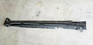 INFINITI G25 G37 SPORT SEDAN RIGHT SIDE ROCKER PANEL SKIRT MOLDING BLACK