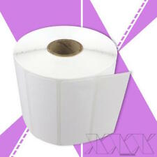10 rolls 3x1 Direct Thermal Labels Zebra Compatible, Perforated, 1375/RL