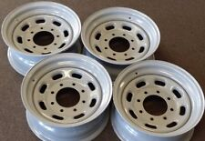FORD F-250SD F-350SD EXCURSION OEM STEEL WHEELS RIMS 1999-2005 16x7