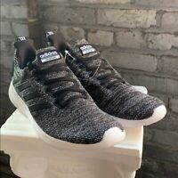 Men's Adidas Lite Racer BYD Comfort Athletic Running Shoe Black Grey Pick Size