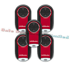 Liftmaster Universal Mini Control - 374UT (5-Pack) Remote Transmitter Clicker