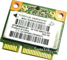 New OEM HP 690020-001 Ralink RT3290 802.11b/g/n PCIe Half Wireless BT T77Z371.03