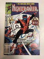Nightcrawler #  1 (NM) Canadian Price Variant 1st Solo