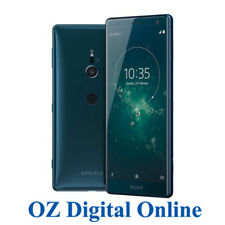 "NEW Sony Xperia XZ2 Dual H8296 64GB Green 4G 19MP 5.7"" Unlocked Phone 1Yr AU Wty"