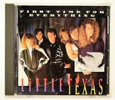 FREE SHIP Little Texas First Time For Everything Music CD 1992