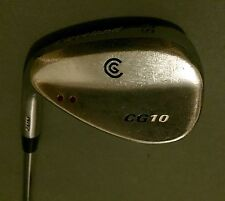 LH Cleveland CG10 CMM 2 Dot Wedge 52* S300 Stiff Flex Steel Golf Club