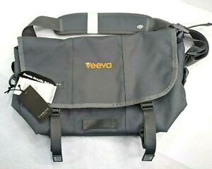 NWT Timbuk2 Classic Messenger Bag Medium Gunmetal Gray Heritage - Veeva Branded