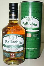 Edradour Ballechin 10y 46% heavily peated in Tube Highland Single Malt 0.7L