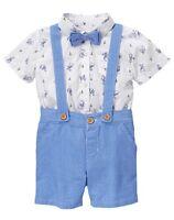 NWT Gymboree Peter Rabbit Bow Tie Set  3 6 12mo Baby Boy