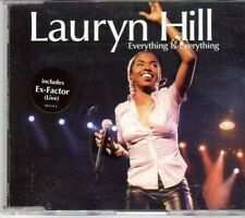 (DH754) Lauryn Hill, Everything is Everything - 1999 CD