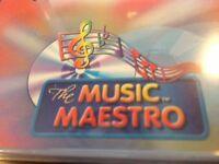 MUSIC MAESTRO KARAOKE 6269 SENSATIONAL STANDARDS CD+G OOP RARE SEALED