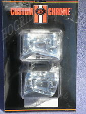 CC HARLEY SPORTSTER XL 883 1200 CHROME TAPPET BLOCK COVERS  1991 - 1994