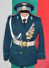 Bulgarian Communist Army Air Force NCO's Sergeant UNIFORM w/t Cap
