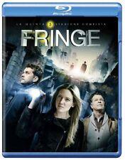FRINGE - STAGIONE 05  3 BLU-RAY  COFANETTO  SERIE-TV