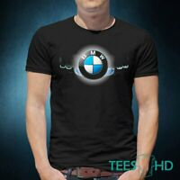 Bmw Tshirt Cotton Men T-Shirt Tee Top Women Unisex M Power Sport Shirt Gift