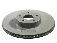 JURATEK FRONT BRAKE DISC FOR SUBARU FORESTER 2.0 D AWD 1998CCM 147HP 108KW