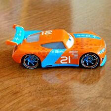 "Disney Pixar Cars 3 Ryan ""Inside"" Laney Next Gen Blinkr #21 1:55 LOOSE No Pack"